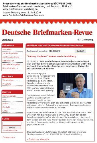 Südwest 2016 Bsv Heidelberg